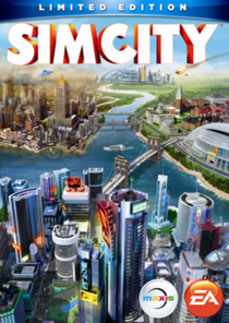 250px-SimCity 2013 Limited Edition cover