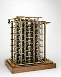 Difference Engine Rutherford Journal