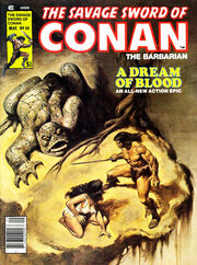 Issue -40 A Dream of Blood May 1, 1979