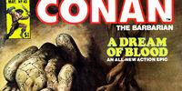 Savage Sword of Conan 40