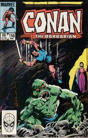 Conan the Barbarian Vol 1 156