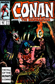 Conan the Barbarian Vol 1 201