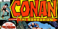 Conan the Barbarian 87