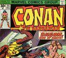 Conan the Barbarian 66