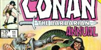 Conan the Barbarian Annual Vol 1 11