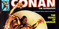 Savage Sword of Conan 25