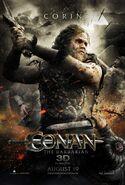 Ron Pearlman Conan Poster