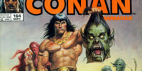 Savage Sword of Conan 164