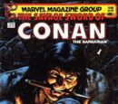 Savage Sword of Conan 89
