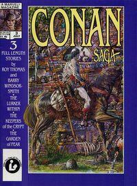 Conan Saga 03