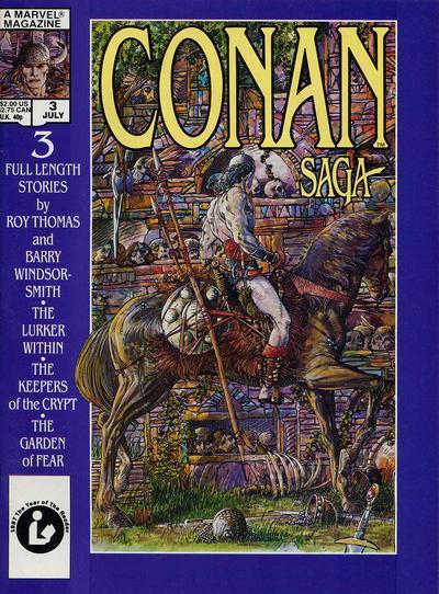 Conan Saga 3 Conan Wiki Fandom Powered By Wikia
