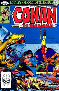 Conan the Barbarian Vol 1 138