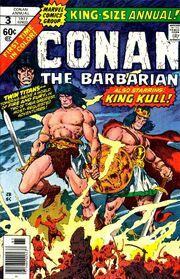 Annual Conan the Barbarian -3