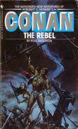 Conan Rebel Bantam