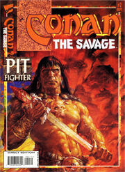 Conan The Savage -2