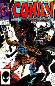 Conan the Barbarian Vol 1 199