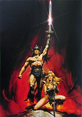 File:Conan the Barbarian by Renato Casaro.jpg