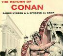 The Return of Conan