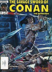 Savage Sword of Conan Vol 1 131