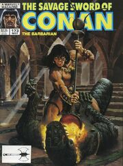 Savage Sword of Conan Vol 1 173