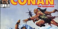 Savage Sword of Conan 132