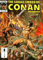 Savage Sword of Conan Vol 1 151