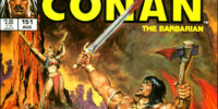 Savage Sword of Conan 151