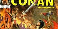 Savage Sword of Conan 151