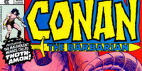 Conan the Barbarian 89