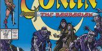 Conan the Barbarian 252