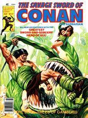Issue -42 The Devil-Tree of Gamburu July 1, 1979