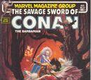 Savage Sword of Conan 91