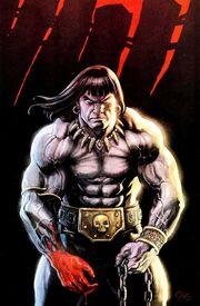 Conan the Cimmerian -7 Frank Cho