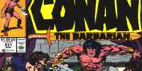 Conan the Barbarian 231