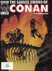 Savage Sword of Conan Vol 1 128