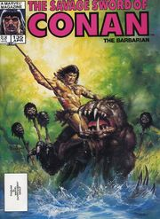Savage Sword of Conan Vol 1 135