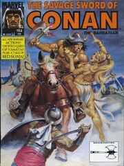 Savage Sword of Conan Vol 1 194