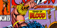 Conan the Barbarian 261