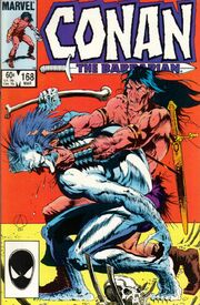 Conan the Barbarian Vol 1 168