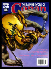 Savage Sword of Conan Vol 1 212
