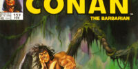 Savage Sword of Conan 157