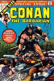 Annual Conan the Barbarian -1