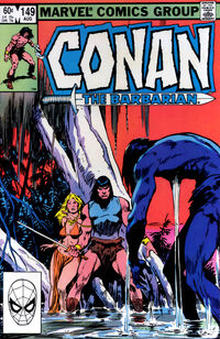 Conan the Barbarian Vol 1 149