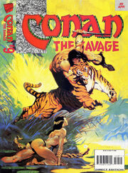 Conan The Savage -9