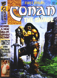 Conan The Savage -1