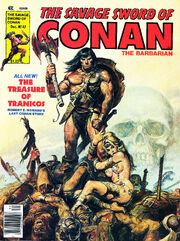 Issue -47 The Treasue of Tranicos Dec. 1, 1979