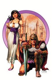 Conan the Cimmerian -11 Joseph Michael Linsner