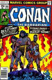 Conan the Barbarian Vol 1 88