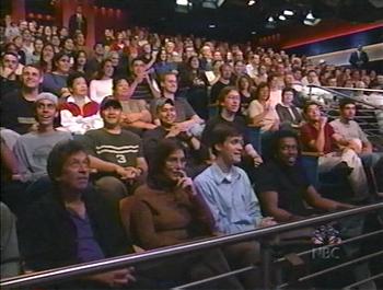 Audience Man