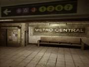 Metro Station Platforms
